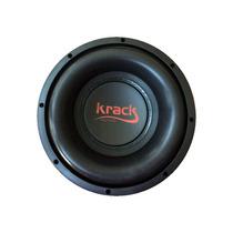 Bajo Krack Profesional 12 Krack Audio 800w Kew-124xb