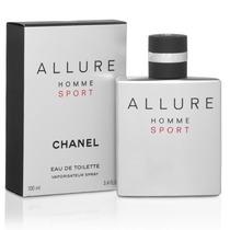 Perfume Allure Homme Sport Chanel 100ml Importado Usa