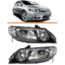 Par Farol New Civic 2007 2008 2009 2010 2011