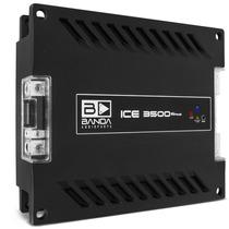 Modulo Banda Ice 4500w Em 14.4v Amplificador Digital 2 Ohms