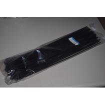 Cincho De Nylon Color Negro 50 Cm X 8 Mm 100 Pzas I16