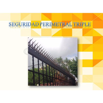 Seguridad Perimetral Triple - Sistema De Proteccion