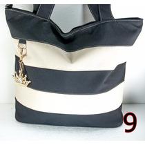 Bolsa Tipo Sacola Tecido Colorida De Mão + Super Brinde..