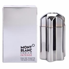 Perfume Emblem Intense 100ml Masculino Mont Blanc Original