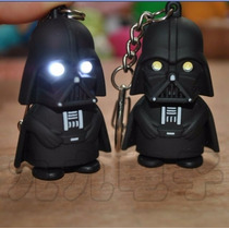 Darth Vader Lampara Llavero Luz Led