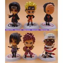 Novos Modelos Action Figure Brinquedos Bonecos Animes Naruto
