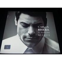 Carlos Rivera Cd El Hubiera No Existe Disco Nuevo