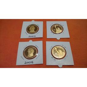 Moneda Usa Presidentes Un Dolar 2010 S