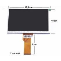 Tela Display Lcd Tablet Tectoy Magic 4 Tt-2710 7 Polegadas