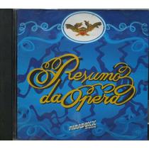 Resumo Da Opera Cd Resumo Da Opera Paradoxx Music