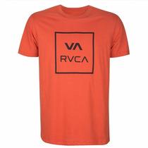 Camiseta Camisa Rvca Va All The Way Original Surf Skate