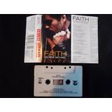 Cassette George Michael - Faith 1987 Cbs Rock Synth Pop