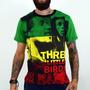 Camiseta Bob Marley Rasta Jamaica