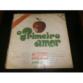 Lp Trilha Sonora Internacional O Primeiro Amor, Vinil 1972