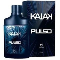 Colônia Natura Kaiak Pulso 100ml + Brinde C/ Frete Gratis