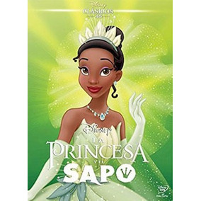 La Princesa Y El Sapo Edicion Diamante Dvd