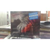 Joe Bonamassa Blues Of Desperation Cd Libro 64 Pags Ltd