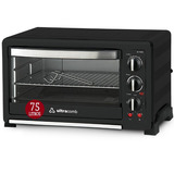 Horno Electrico Ultracomb 75 Lts Uc75rcl Spiedo Grill Luz