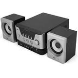 Micro System Bak Bk-dvd-851som Dvd Usb Sd