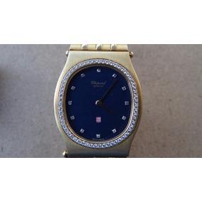 Reloj Chopard Oro 18k Diamantes Montecarlo