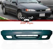 Parachoque Dianteiro Hyundai Elantra 1994 1995 1996 94 95 96