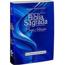 Bíblia Barata Para Evangelizar Letra Maior Linguagem De Hoje