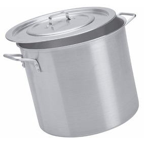 Caldeirão Aluminio Linha N.40 45 Litros 3 Mm