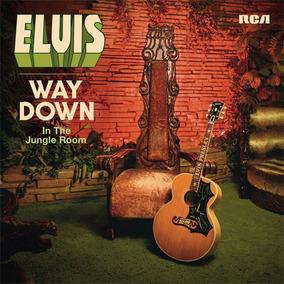 Lp Elvis Presley Way Down In The Jungle Room Duplo