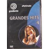 Dvd Dvdokê - Grandes Hits 4 - Novo***