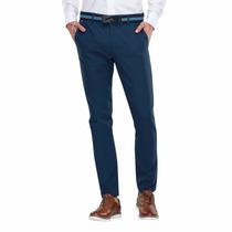 Pantalon Casual De Hombre Deep Selection Af1878
