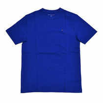 Tommy Hilfiger - Camiseta Básica- Vários Tamanhos - Infantil