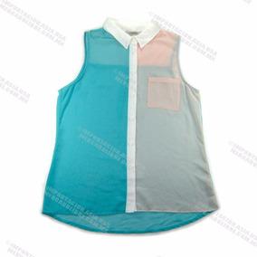 Blusas Frescas De Moda Ropa Ligera Para Verano Y Calor