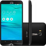 Smartphone Asus Zenfone Go Live Preto 16gb Tv Digita 4g Tela