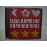 Cd Elba Ramalho & Dominguinhos- Elba Ramalho & Dominguinhos