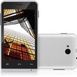 Smartphone Ms40 3g 2chips 5mp 4pol Branco Multilaser