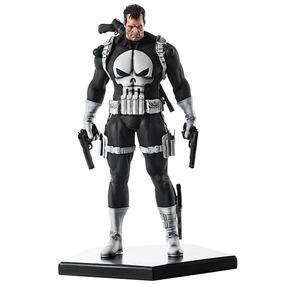 Punisher (justiceiro) 1/10 - Marvel Comics -- Iron Studios