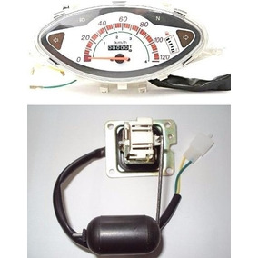 Painel Biz100 Marcador Combustivel + Bóia Tanque Combustivel