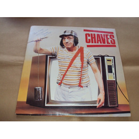 Lp-chaves-1989-raridade Em Otimo Estado