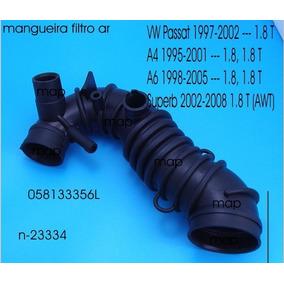 Mangueira Do Filtro De Ar Vw Passat Audi A4 058133356l Orig