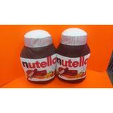 Cojines En Forma De Nutella Hipoalergenico 30x20cm