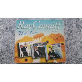 Ray Conniff - Box With Love C/ 3 Cds