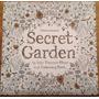 Libro Colorear Secret Garden