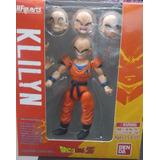 Muñeco Krilin - Krillin De Dragon Ball Z Articulado + Caras