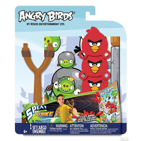 Angry Birds Splat Strike Gomera Original