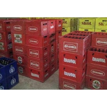 Caixa (engradados) Cerveja, Litrão, 51, Velho Barreiro E 300