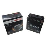 Bateria Moto Bosch Gel 12n5-3b Fz 16 Bajaj Rouser 135 110cc