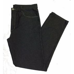 Calça Masculina Jeans Pequenos Defeitos Plus Size 50 Ao 70