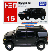 Tomica Carro Camioneta Hummer H2 1/67 Metalico Takara Japon