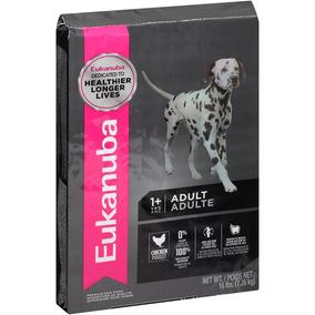 Alimento Perros Raza Mediana Eukanuba Adult 7.3 Kg +kota