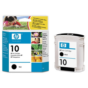 Tinta Hp 10 Negro Smart Ink 2000c 2250c C4844a